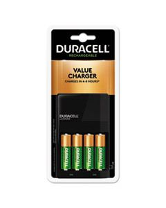 DURCEF14 ION SPEED 1000 ADVANCED CHARGER, INCLUDES 4 AA NIMH BATTERIES