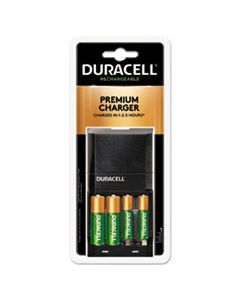 DURCEF27 ION SPEED 4000 HI-PERFORMANCE CHARGER, INCLUDES 2 AA AND 2 AAA NIMH BATTERIES