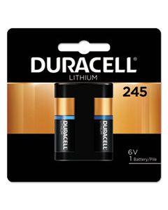 DURDL245BPK SPECIALTY HIGH-POWER LITHIUM BATTERY, 245, 6V