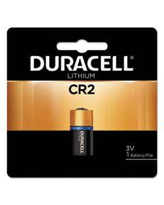 DURDLCR2BPK SPECIALTY HIGH-POWER LITHIUM BATTERY, CR2, 3V