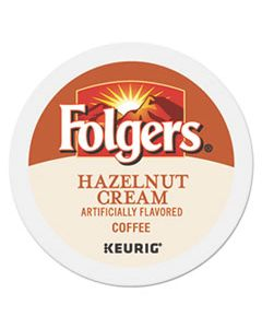 GMT0162 HAZELNUT CREAM COFFEE K-CUPS, 24/BOX