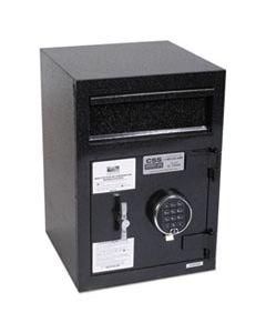 FIRSB2014BLEL DEPOSITORY SECURITY SAFE, 0.95 CU FT, 14 X 15.5 X 20, BLACK