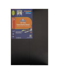 EPI902091 CFC-FREE POLYSTYRENE FOAM PREMIUM DISPLAY BOARD, 24 X 36, BLACK, 12/CARTON