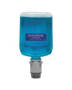GPC43024 PACIFIC BLUE ULTRA MANUAL DISPENSER REFILL, UNSCENTED, 1200ML BOTTLE, 4/CARTON