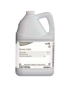 DVO95330615 SUMA CALC DESCALER, LIQUID, 1 GAL, 4/CARTON