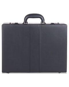 STBATC2030 EXPANDABLE ATTACHE CASE, 13 X 3.5 X 18, BLACK