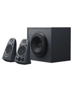 LOG980001258 Z625 POWERFUL THX SOUND, BLACK