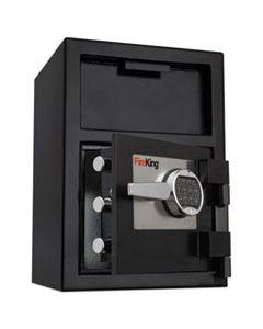 FIRSB2414BLEL DEPOSITORY SECURITY SAFE, 2.72 CU FT, 24W X 13.4D X 10.83H, BLACK