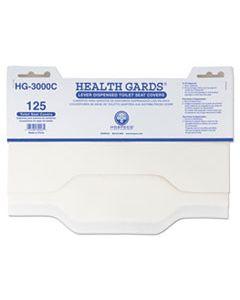HOSHG3000C HEALTH GARDS TOILET SEAT COVERS, 3000/CARTON