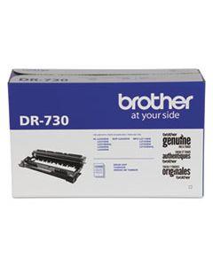BRTDR730 DR730 DRUM UNIT, 12000 PAGE-YIELD, BLACK