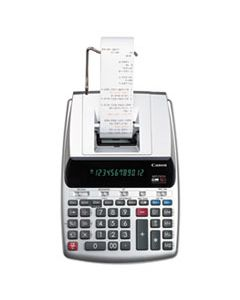 CNM2202C001 MP25DV 12-DIGIT RIBBON PRINTING CALCULATOR, BLACK/RED PRINT, 4.3 LINES/SEC