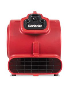 EURSC6056A DRY TIME AIR MOVER, 3758 FPM, RED, 20 FT CORD
