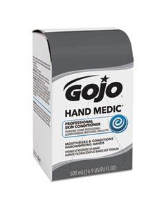 GOJ8242 HAND MEDIC PROFESSIONAL SKIN CONDITIONER, 500 ML REFILL, 6/CARTON