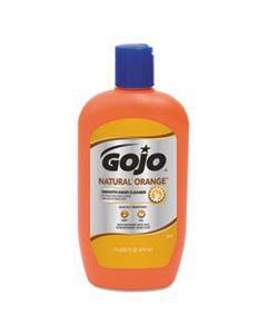 GOJ94712 NATURAL ORANGE SMOOTH LOTION HAND CLEANER