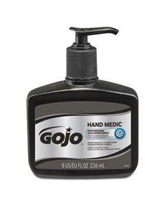 GOJ814506 HAND MEDIC PROFESSIONAL SKIN CONDITIONER, 8 OZ PUMP BOTTLE, 6/CARTON