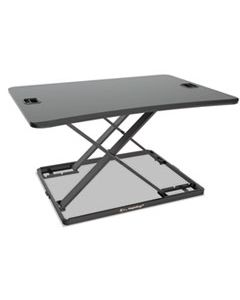 "ALEAEWR6B ADAPTIVERGO ULTRA-SLIM SIT-STAND DESK, 31.33"" X 22"" X 15.75"", BLACK"
