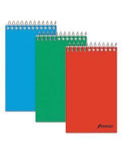 TOP45093 MEMO BOOKS, NARROW RULE, 3 X 5, WHITE, 60 SHEETS, 3/PACK