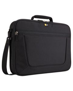 "CLG3201490 PRIMARY 17"" LAPTOP CLAMSHELL CASE, 18.5"" X 3.5"" X 15.7"", BLACK"