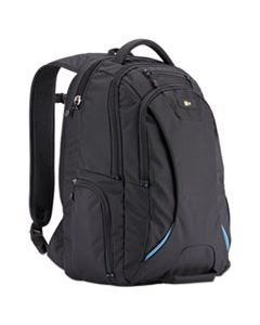 "CLG3203772 15.6"" CHECKPOINT FRIENDLY BACKPACK, 2.76"" X 13.39"" X 19.69"", POLYESTER, BLACK"
