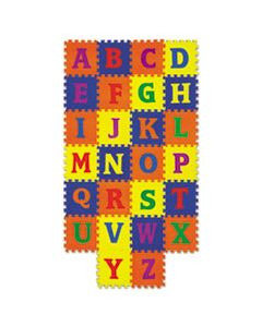 CKC4353 WONDERFOAM EARLY LEARNING, ALPHABET TILES, AGES 2 AND UP