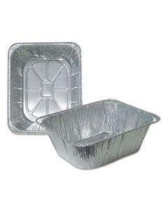 DPK4288100 ALUMINUM STEAM TABLE PANS, HALF SIZE, EXTRA DEEP, 100/CARTON
