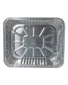 DPK6132100 ALUMINUM STEAM TABLE PANS, HALF SIZE, DEEP, 100/CARTON