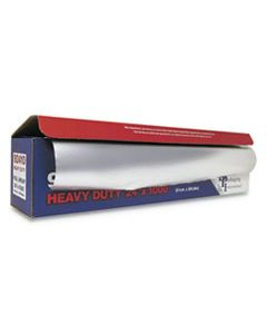 "DPK92410 HEAVY-DUTY ALUMINUM FOIL ROLL, 24"" X 1,000 FT"