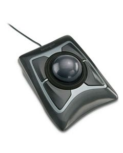 KMW64325 EXPERT MOUSE TRACKBALL, USB 2.0, LEFT/RIGHT HAND USE, BLACK/SILVER