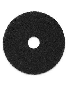 "AMF400120 STRIPPING PADS, 20"" DIAMETER, BLACK, 5/CT"