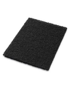 "AMF40011218 STRIPPING PADS, 12"" X 18"", BLACK, 5/CARTON"