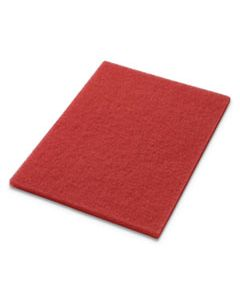 AMF40441420 BUFFING PADS, 14W X 20H, RED, 5/CT