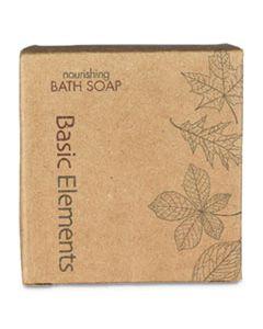OGFSPBELBH BATH SOAP BAR, CLEAN SCENT, 1.41 OZ, 200/CARTON