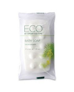 OGFSPEGCBH BATH MASSAGE BAR, CLEAN SCENT, 1.06 OZ, 300/CARTON