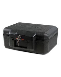 SEN1200 1200 SAFE, 0.18 CU FT, 4.3W X 11.2D X 6.1H, BLACK