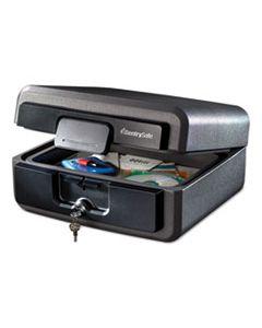 SENHD2100 HD2100 SAFE, 0.37 CU FT, 15.5W X 14.4D X 7.6H, BLACK