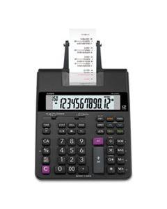 CSOHR200RC HR200RC PRINTING CALCULATOR, 12-DIGIT, LCD