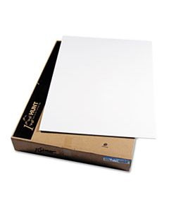 EPI900510LMR CFC-FREE POLYSTYRENE FOAM BOARD, 30 X 40, WHITE SURFACE AND CORE, 25/CARTON