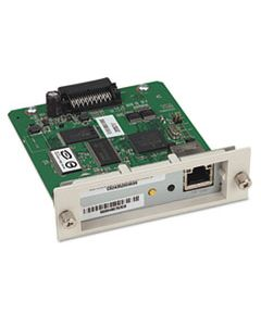EPSC12C824352 EPSONNET 10/100 BASE TX TYPE B INTERNAL ETHERNET PRINT SERVER
