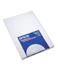 EPSS041263 PREMIUM MATTE PRESENTATION PAPER, 9 MIL, 13 X 19, MATTE BRIGHT WHITE, 50/PACK