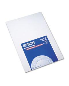 EPSS041289 PREMIUM PHOTO PAPER, 10.4 MIL, 13 X 19, HIGH-GLOSS WHITE, 20/PACK