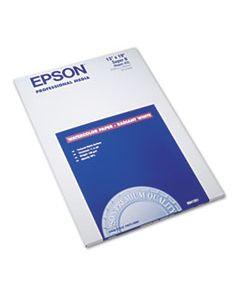 EPSS041351 WATERCOLOR RADIANT WHITE INKJET PAPER, 11.5 MIL, 13 X 19, MATTE WHITE, 20/PACK