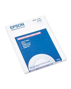 EPSS041405 ULTRA PREMIUM PHOTO PAPER, 10 MIL, 8.5 X 11, LUSTER WHITE, 50/PACK
