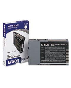 EPST543800 T543800 INK, MATTE BLACK