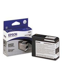 EPST580100 T580100 ULTRACHROME K3 INK, PHOTO BLACK