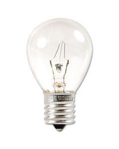 GEL35156 INCANDESCENT S11 APPLIANCE LIGHT BULB, 40 W