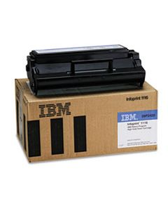 IFP28P2420 28P2420 HIGH-YIELD TONER, 6000 PAGE-YIELD, BLACK