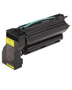 IFP39V1922 39V1922 HIGH-YIELD TONER, 10000 PAGE-YIELD, YELLOW