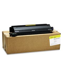 IFP53P9395 53P9395 HIGH-YIELD TONER, 14000 PAGE-YIELD, YELLOW