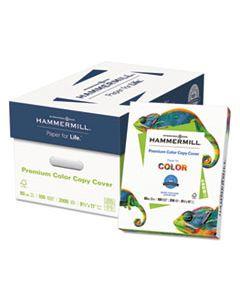 HAM120023 PREMIUM COLOR COPY COVER, 100 BRIGHT, 80LB, 8.5 X 11, 250/PACK