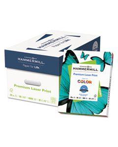 HAM125534 PREMIUM LASER PRINT PAPER, 98 BRIGHT, 28LB, 8.5 X 11, WHITE, 500/REAM